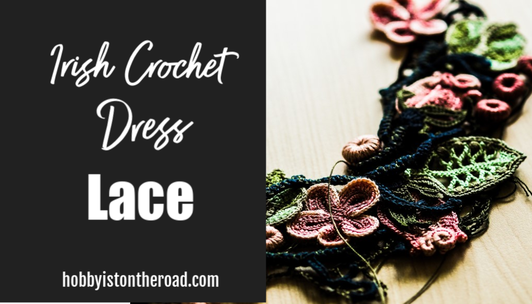 Irish lace dress