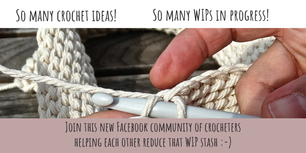 Facebook Group Weekly Crochet Focus