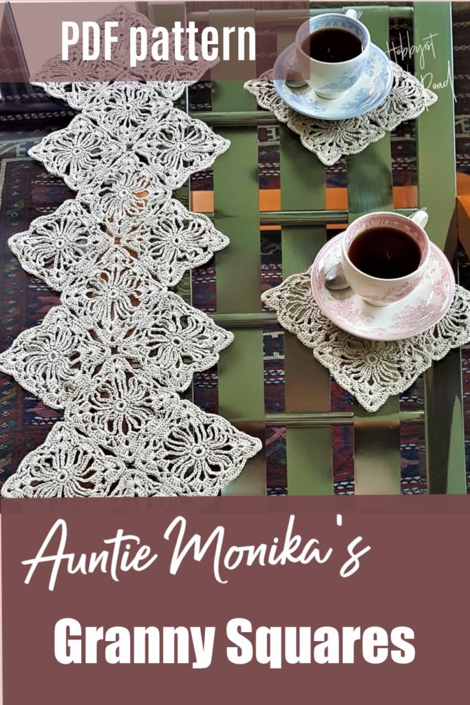 Auntie Monika's Granny squares