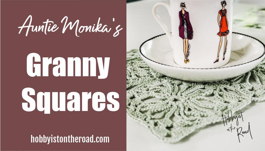 Auntie Monika's Granny Squares PDF Pattern