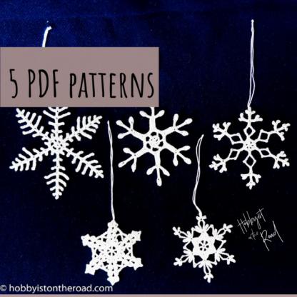 Five Snowflakes